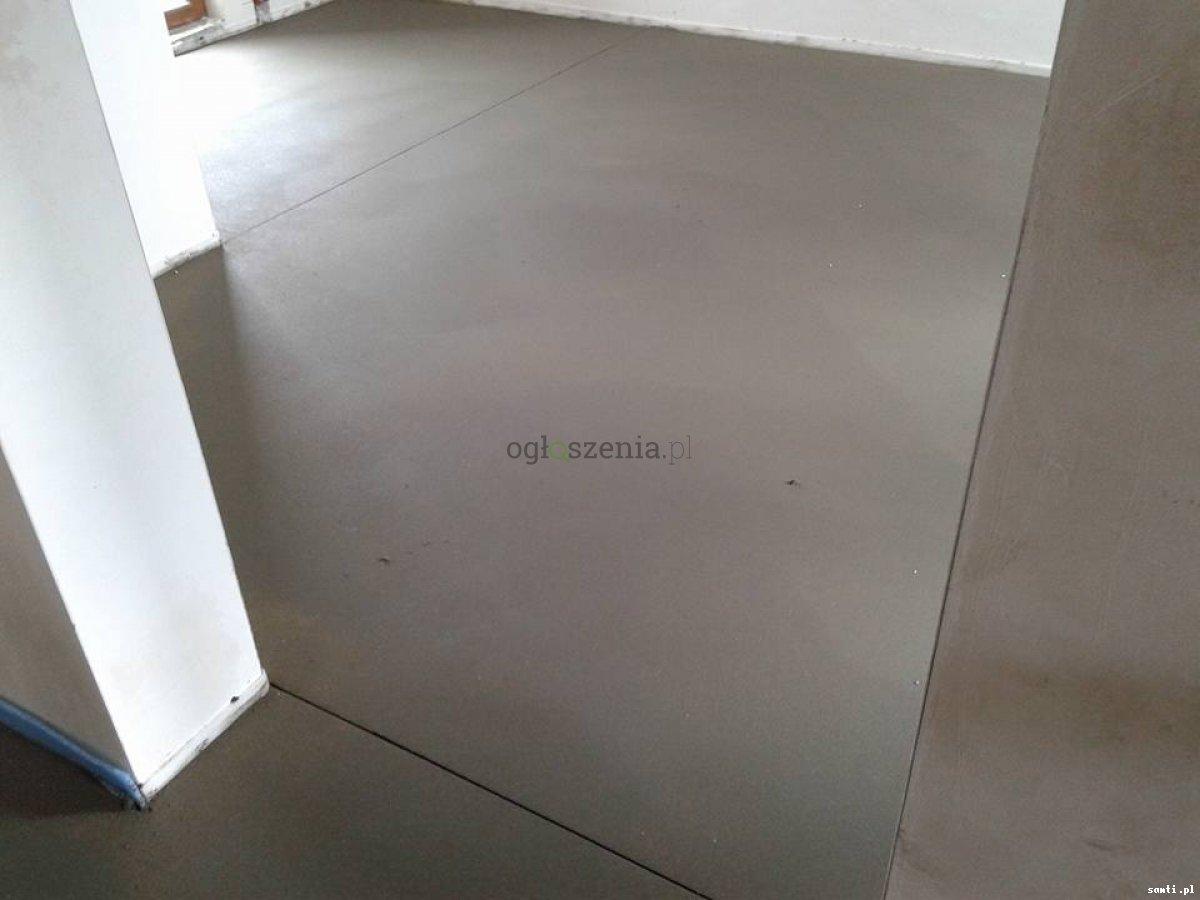 Posadzki maszynowe Wylewki betonowe mixokretem  Gorzkowice - 4
