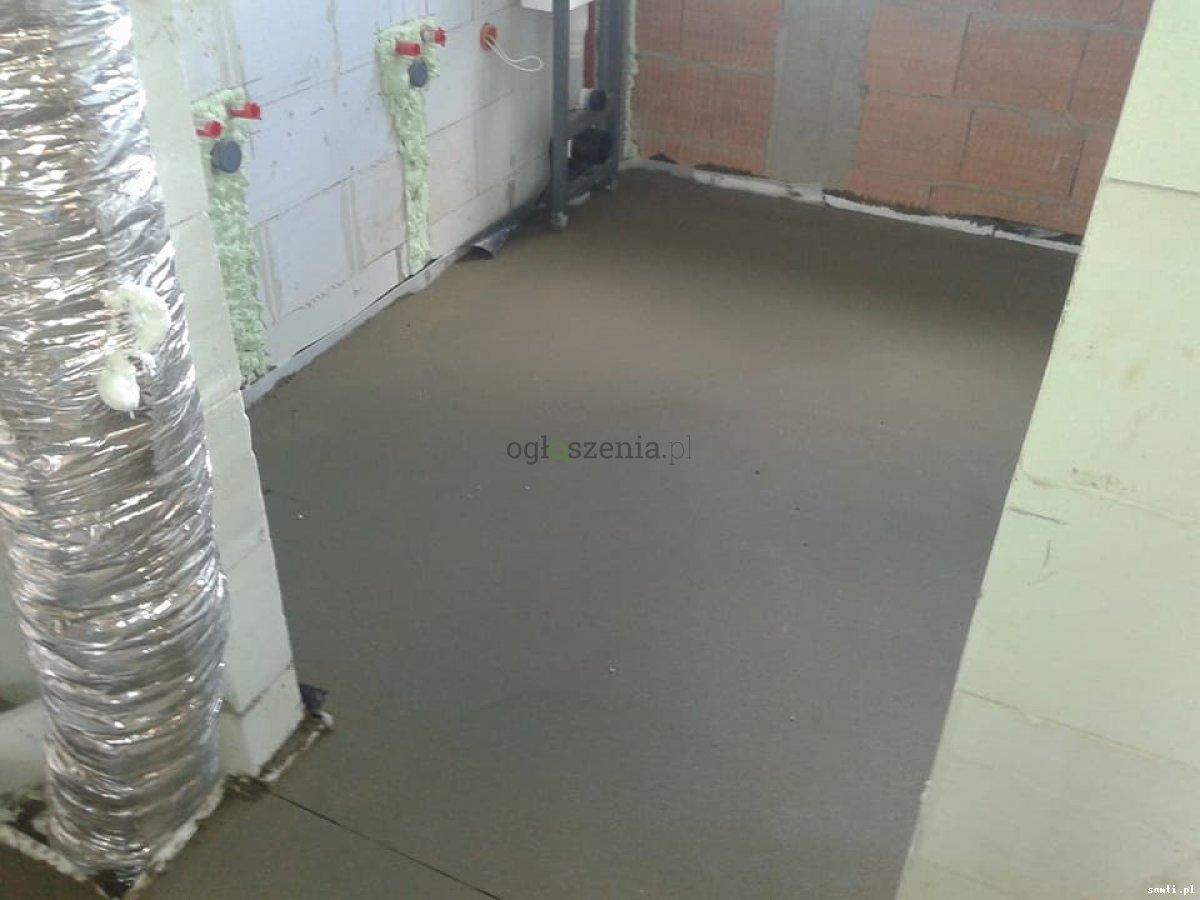 Posadzki maszynowe Wylewki betonowe mixokretem  Wolbórz - 3