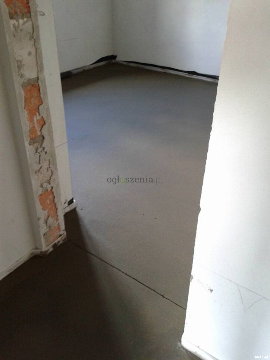 Posadzki maszynowe Wylewki betonowe mixokretem Bełchatów Bełchatów - 2