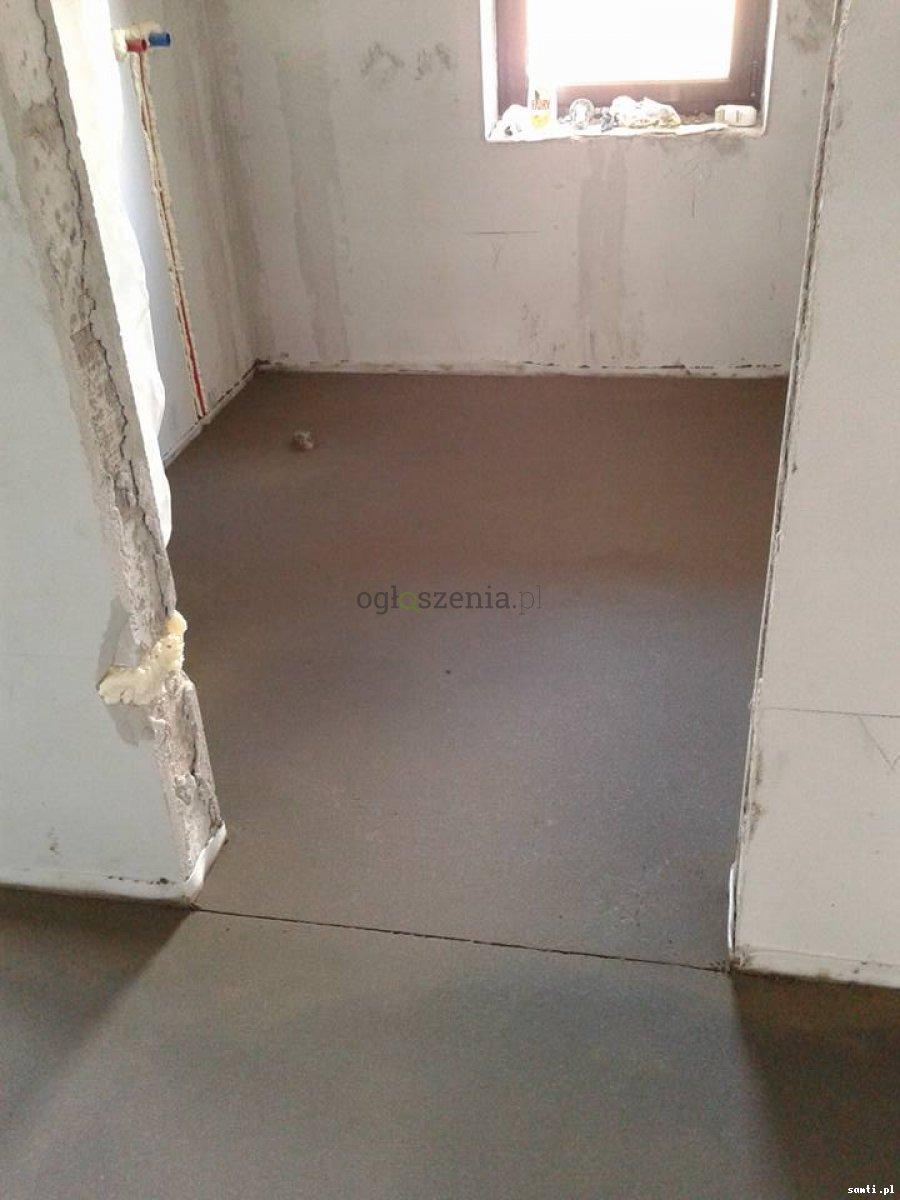 Posadzki maszynowe Wylewki betonowe mixokretem Bełchatów Bełchatów - 3