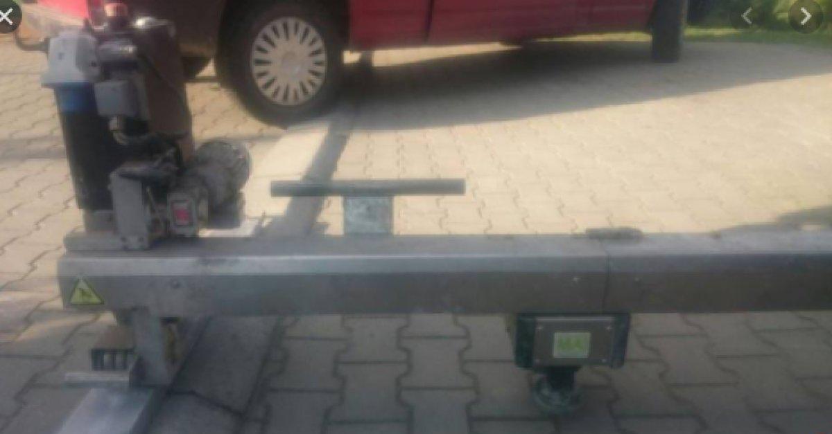 Automatyczna łata ściągająca posadzkarska do wylewek maszynowych Piotrków Trybunalski - 1