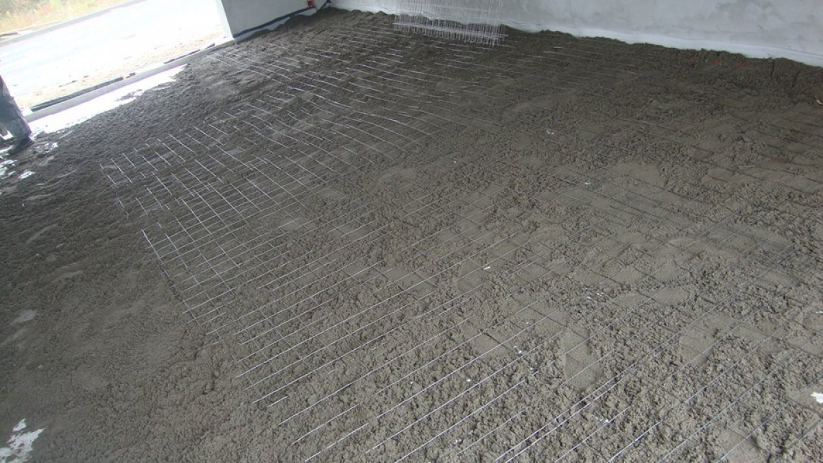 Posadzki maszynowe Wylewki betonowe mixokretem Kutno Kutno - 1