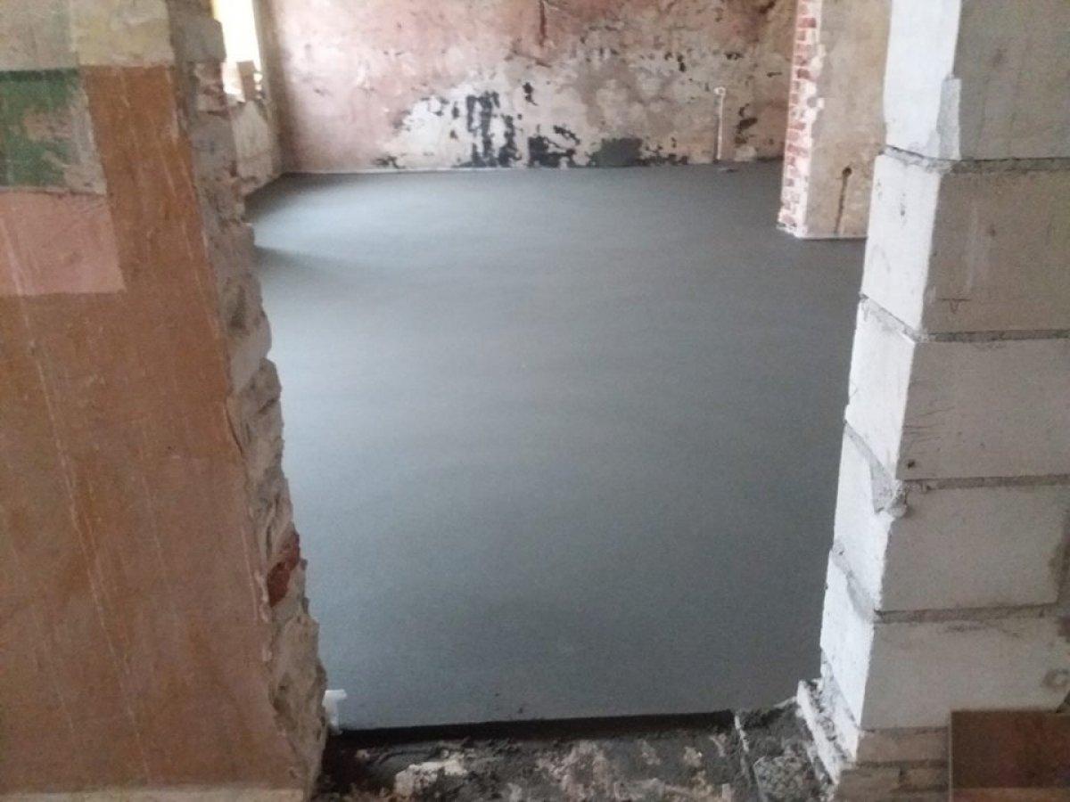 Posadzki maszynowe Wylewki betonowe mixokretem Kutno Kutno - 3