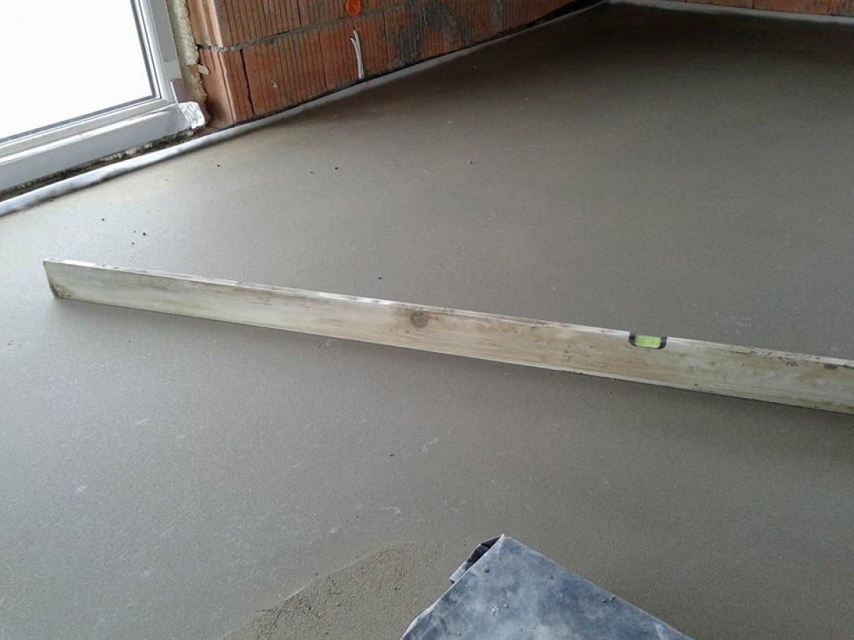Posadzki maszynowe Wylewki betonowe mixokretem  Pabianice - 2
