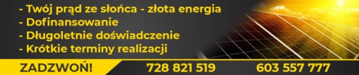 INSTALACJE FOTOWOLTAICZNE - ENERGIA ZE SŁOŃCA Cała Polska - 1