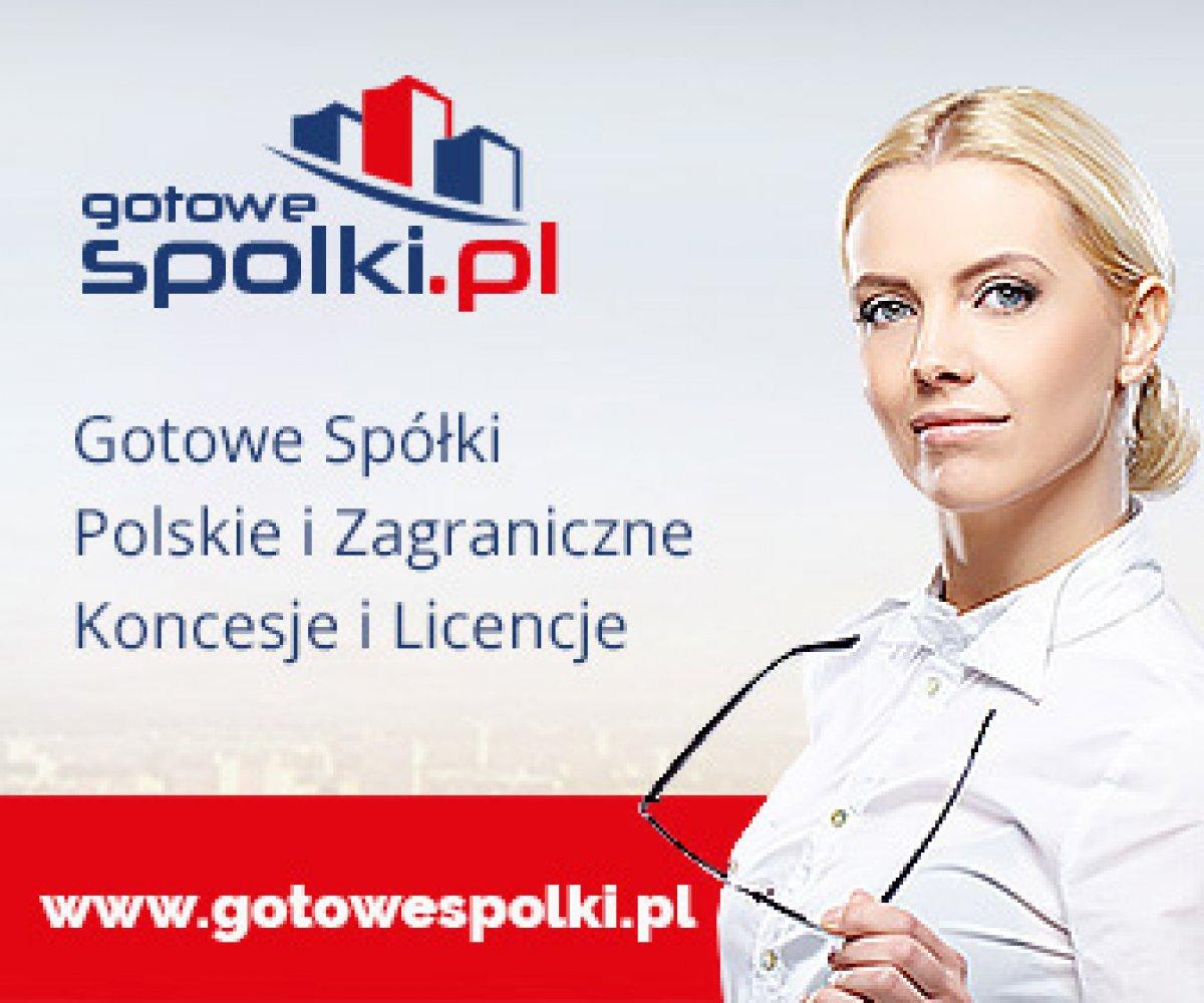 Gotowe Fundacje Gotowe Spółki Niemieckie, Bułgarskie, Czeskie, Słowackie 603557777 KONCESJE OPC  Cała Polska - 1