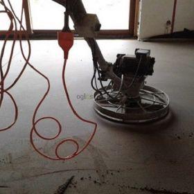 Posadzki maszynowe Wylewki betonowe mixokretem