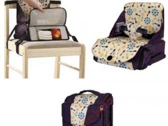 Fotelik/torba 3w1