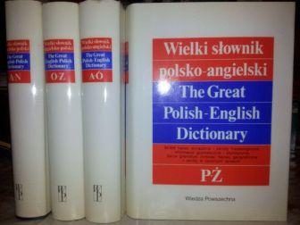 """""""Wielki Słownik Angielsko-Polski"""""""