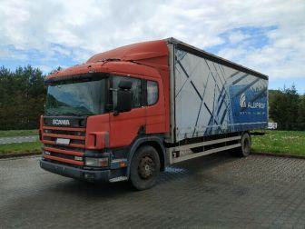 Scania 94D na resorze