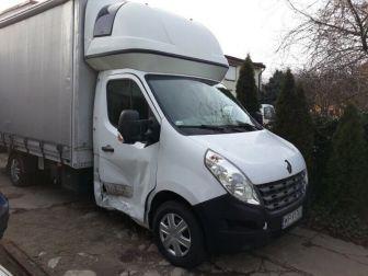 Renault Master Plandeka - Możliwa zamiana