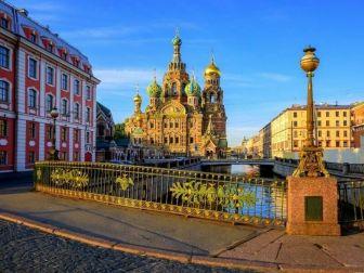 Wycieczka dla Seniora: Petersburg bez wizy i Nadbałtyckie Stolice – 9 dni