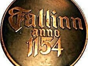 MEDAL - ESTONIA - TALLINN - ANNO 1154