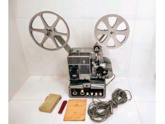 Siemens projektor filmowy antyk kino retro gadżet vintage