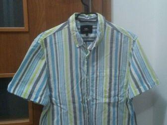 Fajna markowa koszula bawełniana - rozmiar M