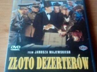 Złoto Dezerterów - DVD