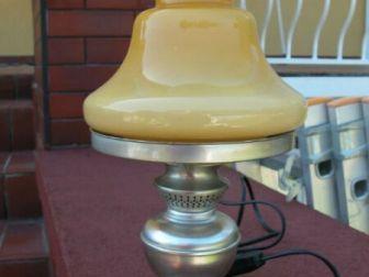 ciekawa lampka - lampa jak naftowa