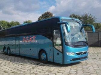 Bilety autobusowe na trasie Katowice - Czortków