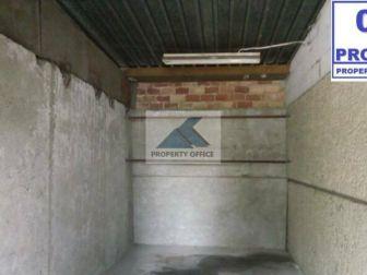 Bielany: garaz 20, 16 m2