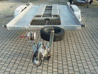 sprzedam laweta transporter- braderup dmc 2000 kg mocna