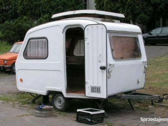 Kupię przyczepę Camping n126 , towarową lub do przewozu motocykli