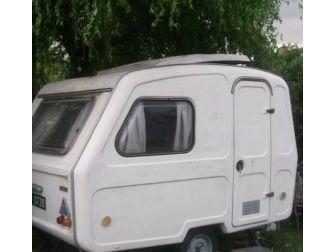 Sprzedam przyczepę campingową Niewiadow N126E