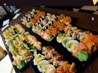 Sushi Master  20-25zl/h netto
