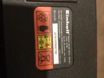 Bateria marki EINHELL