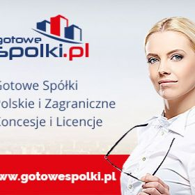 Gotowe Fundacje Gotowe Spółki Niemieckie, Bułgarskie, Czeskie, Słowackie 603557777 KONCESJE OPC
