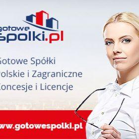 Gotowa Spółka z VAT EU Niemiecka, Czeskie, Holenderskie, Gotowe Fundacje,  Włochy, Niemcy, Bułgaria, KONCESJA OPC 603557777